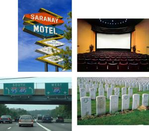 Orte und Zeichen