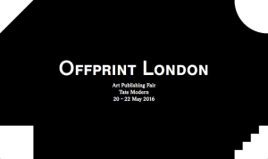 Offprint London 2016
